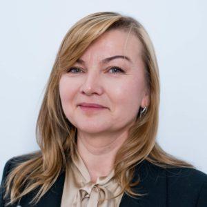 Елена Хлевная