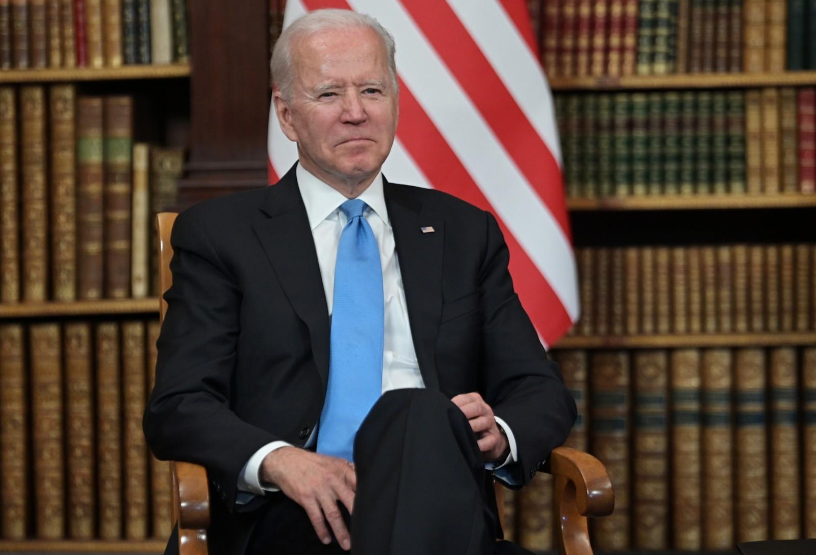 Президент США Джо Байден. Сергей Гунеев / РИА Новости