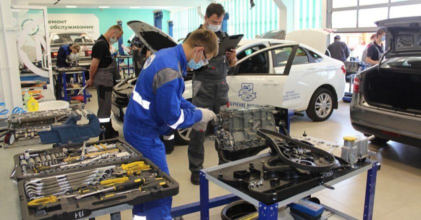 Более 600 липчан освоили новые профессии благодаря нацпроекту. Официальный портал администрации Липецкой области