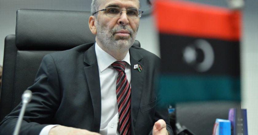 Председатель государственной нефтяной компании Ливии National Oil Corp (NOC) Мустафа Саналла. Алексей Витвицкий / РИА Новости