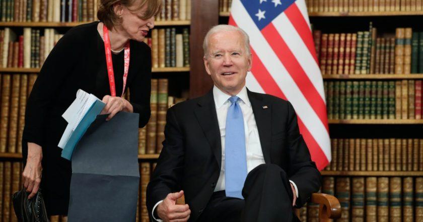 Президент США Джо Байден. Михаил Метцель / POOL