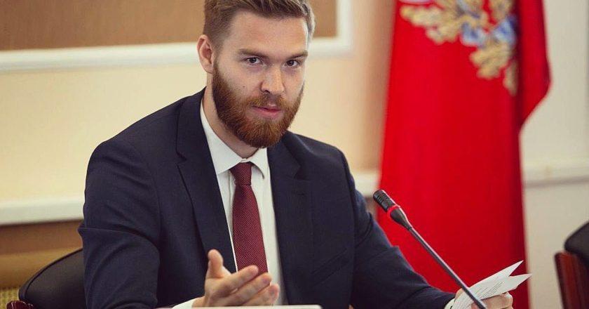 Вице-губернатор Оренбургской области Игнат Петухов