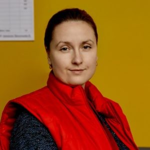 Варвара Сошина