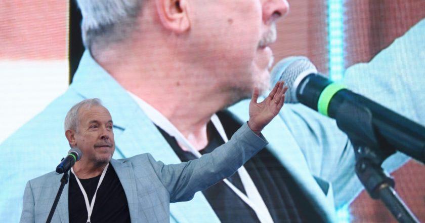 Музыкант Андрей Макаревич. Кирилл Каллиников / РИА Новости