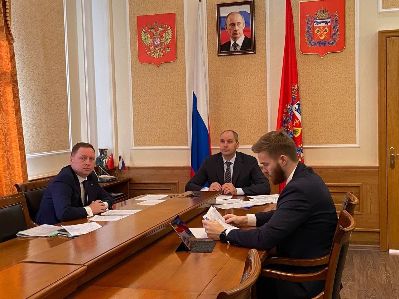 Фото: Администрация Оренбургской области